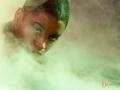 Geraldine im Nebel
